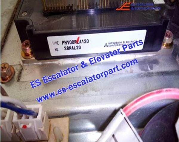 Mitsubishi elevator PM100RLA120 IPM Module