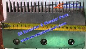 ThyssenKrupp Escalator Comb Plate