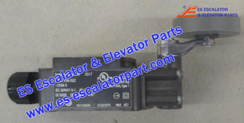 Kone escalator KM277775 Limit switch T4VH 336-02Z-1058-5