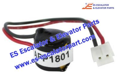 PANASONIC AFP1801 3V Battery