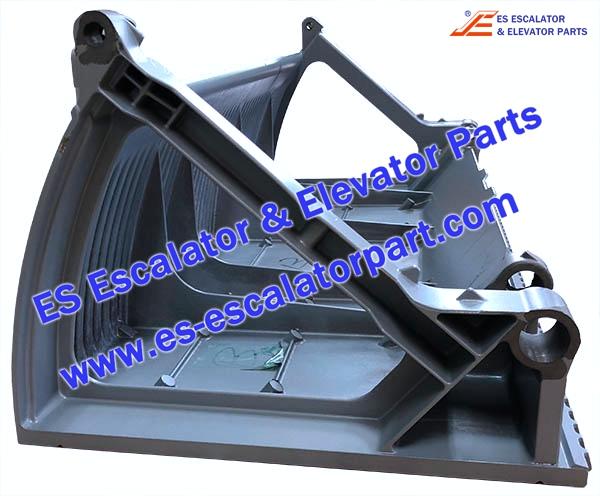 O&K escalator Step RTHD 088331 900mm width