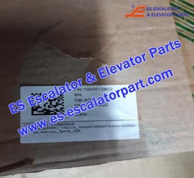 THYSSEN Escalator TUGELA 945 NXS00725A2H1SSSA1A3 INVERTER