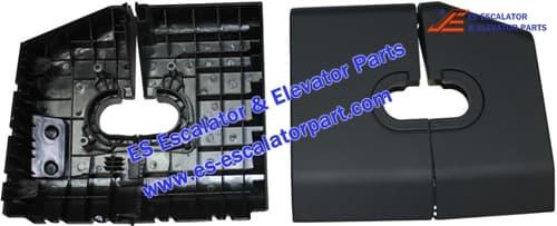 BLT Escalator MK-108 Inlet cover