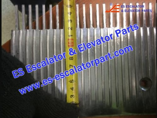 ESCANNY/KONL Escalator Parts Comb Plate