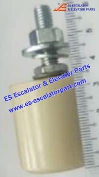OTIS GO385FB1 Roller Guide for Inside of Back of Handrail (higher rise only)