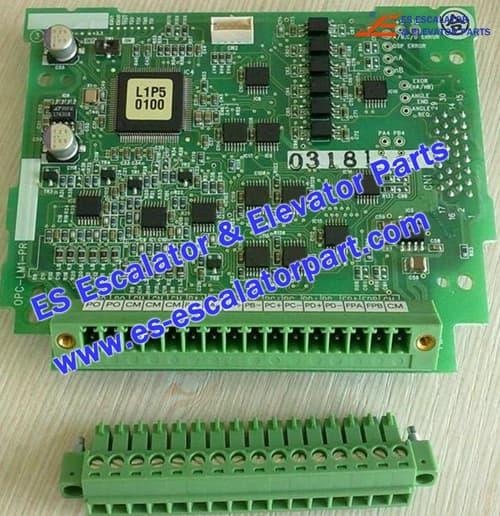 FUJI Elevator Parts OPC-LM1-PR PCB