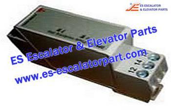 Thyssenkupp Escalator Parts 8800300158 Relay