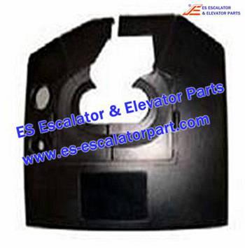 Thyssenkrupp Escalator Parts 8001610000 Handrail Inlet Cover FT822