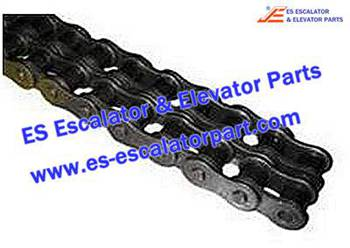 Thyssenkrupp Escalator Parts 7000790000 Handrail Drive Chain