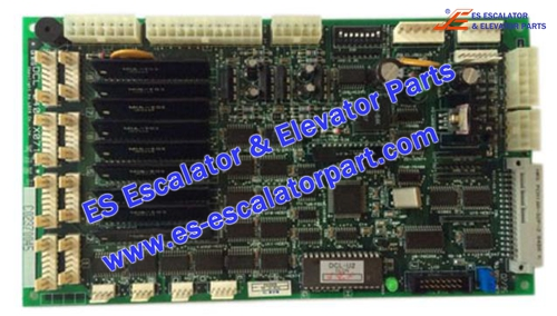LG/SIGMA Elevator Parts DCL240 PCB