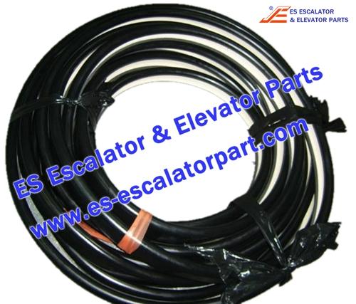 ESOTIS Escalator Parts GAA402BMC2 Handrail