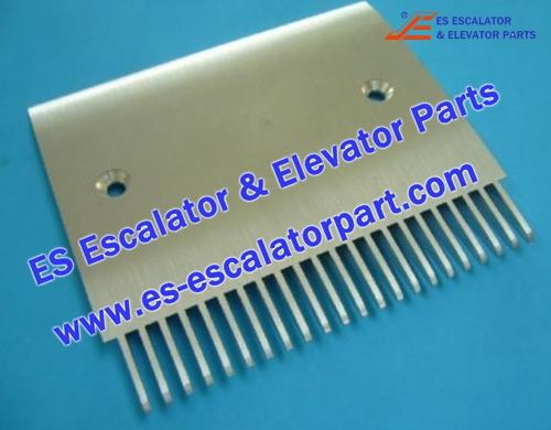 Schindler Escalator Parts 9500 SLR266475 Comb Plate