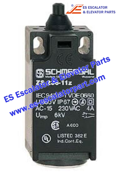 ESThyssenkrupp Escalator Parts TS236-11Z Limit Switch