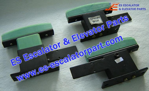 OTIS Escalator Parts G0385EP1 TENSION BOX