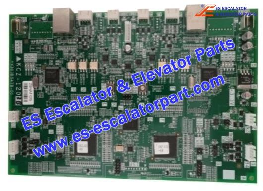 Mitsubishi Elevator Parts KCZ-1203B PCB