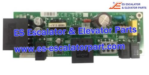 Mitsubishi Elevator Parts KCR-965A PCB