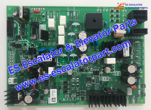 Mitsubishi Elevator Parts KCR-908B PCB