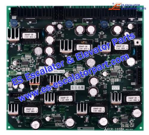 Mitsubishi Elevator Parts KCR-1050A PCB