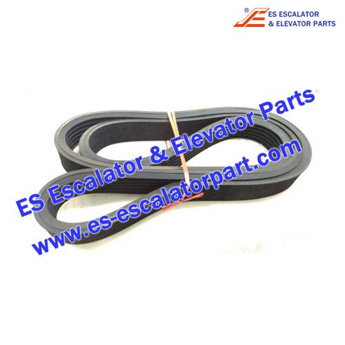 ESOTIS Escalator Parts V717AAA2 Handrail Drive Belt