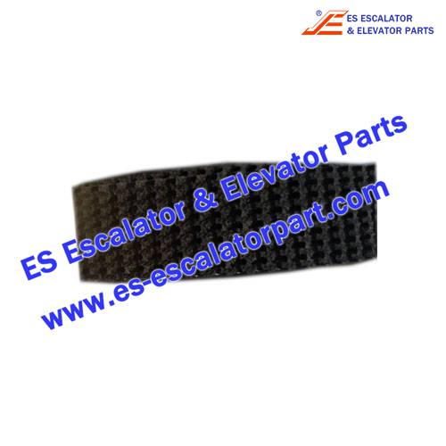 KONE Escalator Parts Rubber conveyor belt