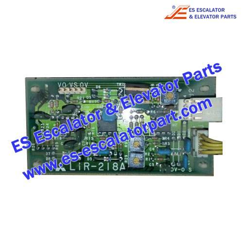 Mitsubishi Elevator Parts LIR-218A Weigh plate