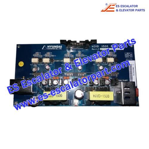 HYUNDAI Elevator Parts HIVD1500 PCB