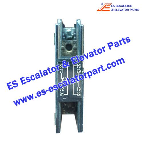 <b>ESFUJITEC Elevator Parts SZ1AS1V Auxiliary contact</b>