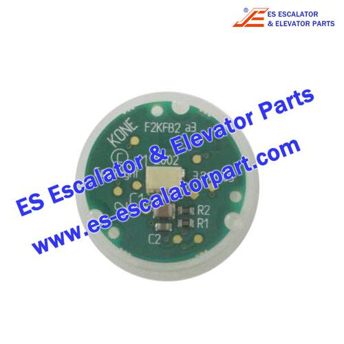 ESKONE KM804342G05 landing button base fc secondary for Elevator
