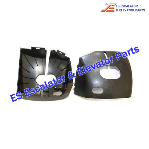 ESCANNY/KONL Escalator Inlet Cover Plate