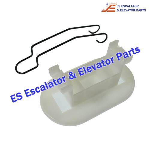 <b>Escalator F1400.4-23 Plastic handrail guide</b>