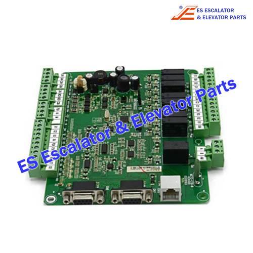 SJEC MCTC-CTB-A(B) Main PCB