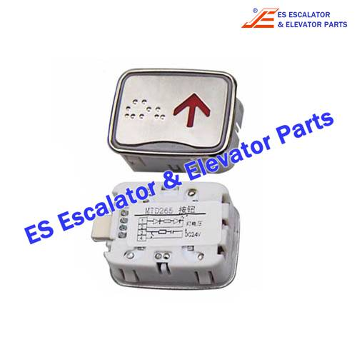 ESLG/SIGMA Elevator MTD265 Push Button