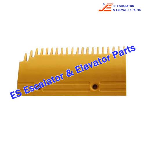Fujitec Escalator Parts X129AV1 Comb Plate