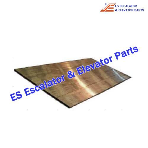 Thyssenkrupp Escalator 11878200 Grooved Plate