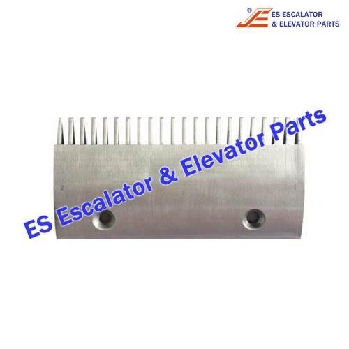 Escalator Parts DSA2001617 22t Comb Plate