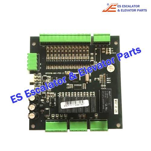 BLT Elevator pcb board GPCS1116-NUC-PCB-1.3