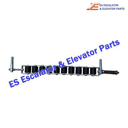 SSL Escalator DQL001 Handrail pressure roller chain