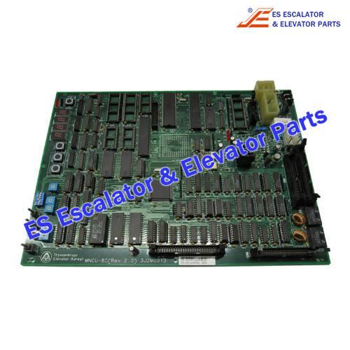 ESThyssenkruppKrupp elevator PCB MNCU-8C(Rev2.0)-3J2M0013