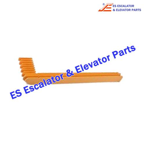 Fujitec Escalator Part 0129CAA001 Step Demarcation