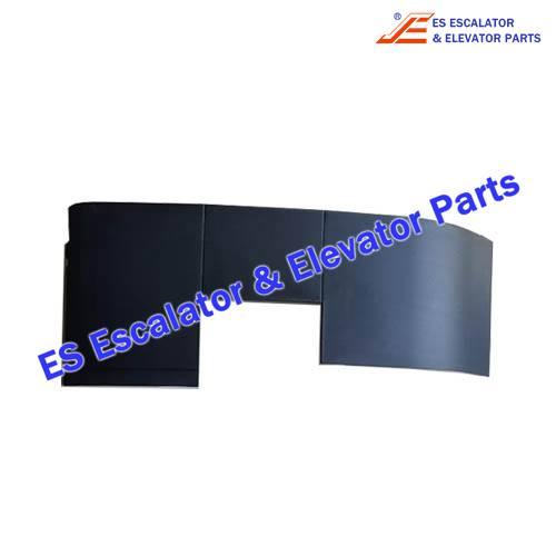 ES-SC068 Schindler 9300 Handrail Inlet SMV405795 LHS