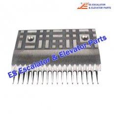 <b>Escalator FX453Y1 Comb Plate</b>