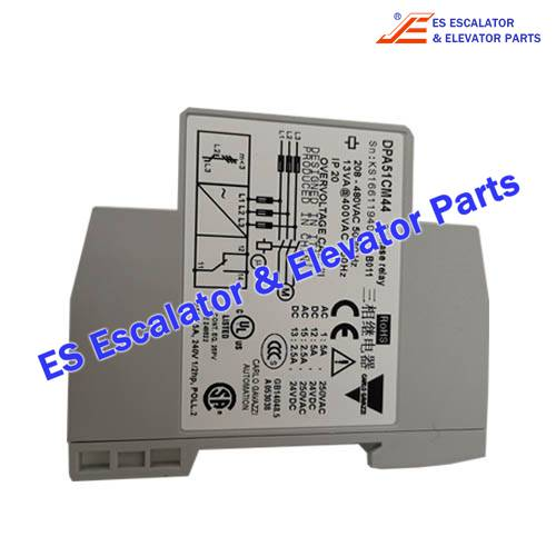 ESThyssenkruppkupp Escalator Parts 8800300158 Relay