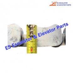 Escalator Parts 38051163C0 Newell roller