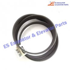 Escalator GCA717D1 belt