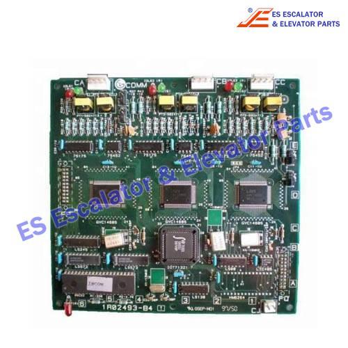 ESLG/SIGMA Elevator 1R02493-B4 PCB