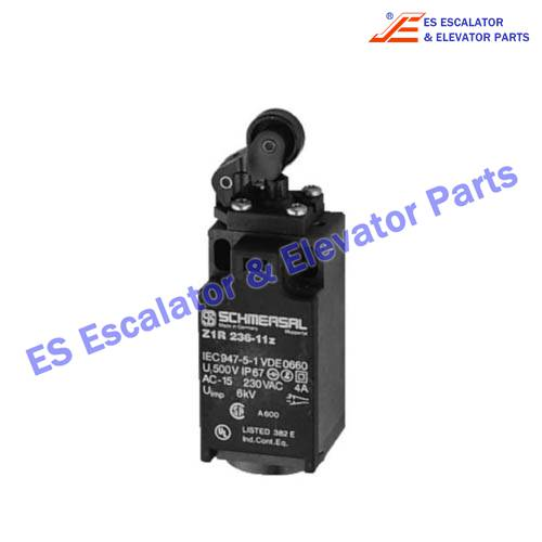 ESThyssenkrupp Escalator Parts Z1R236-11Z Front panel micro switch