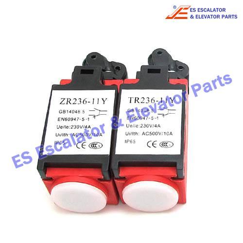 ESHitachi Elevator Parts ZR236 TR236 Speed limiter tens