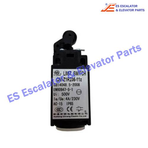 ESThyssenkrupp Escalator QM-Z1R236-11z Limit Switch