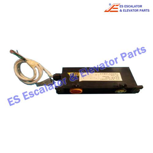 ESSSL Escalator ESSSL-00001 Key Operation and Button