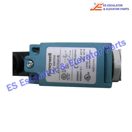 ESHYUNDAI Elevator ZLDC03A1B Limit Switch